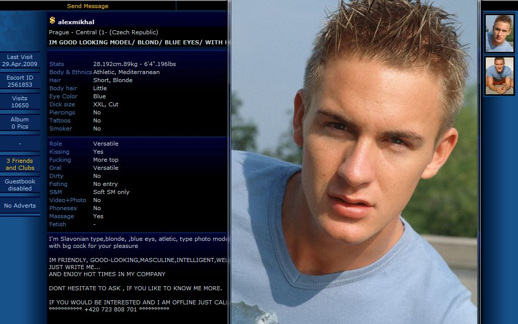 from Jesse bel ami gay site